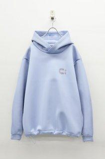 chloma C : エイドパーカー - BABY BLUE