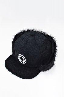 STOF マウンテン防寒キャップ - BLACK
