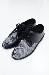 Jman Hartmann Derby (MENS) - BLACK/WHITE