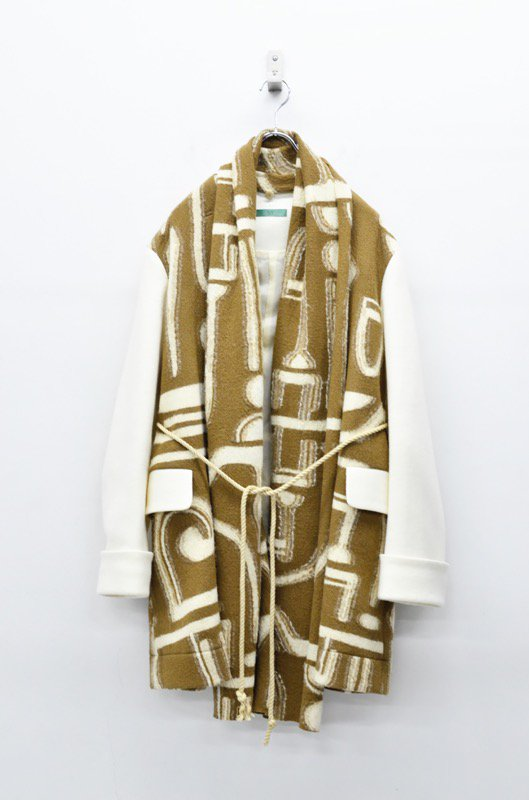 ohta turu jq brown coat