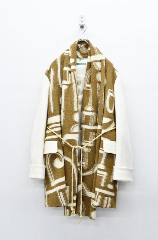 ohta turu jq brown coat