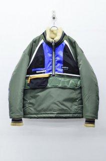 elephant TRIBAL fabrics × Luciole_Jean Pierre エクスチェンジプルオーバー