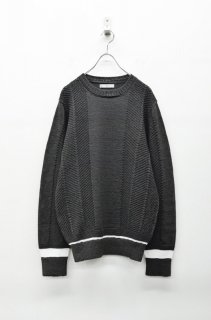 ohta CHARCOAL SWEATER