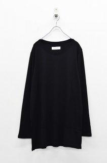 prasthana long sleeve - BLACK