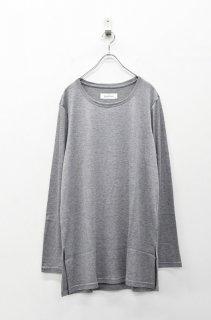 prasthana long sleeve - CHARCOAL