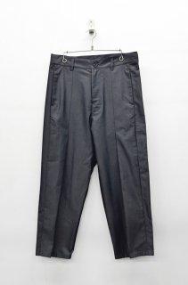 prasthana post-work trousers - GARGOYLE
