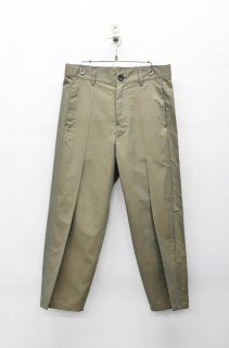 prasthana post-work trousers - KHAKI