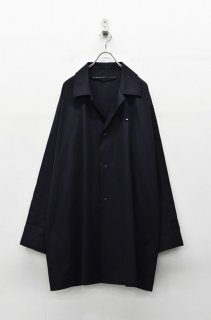 My Beautiful Landlet ロングシャツコート - BLACK