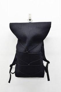 ohta black rucksack