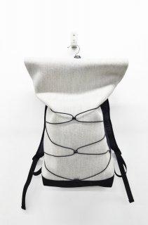 ohta light gray rucksack