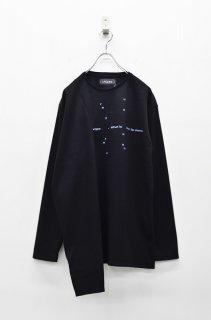 chloma 身体多様性Tシャツ - ブラック