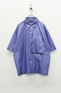 chloma ENAフィルムシャツ - ブルー