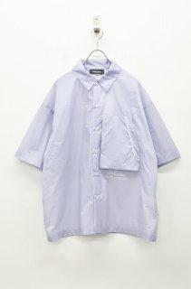 chloma ENAフィルムシャツ - ヘイズグレー