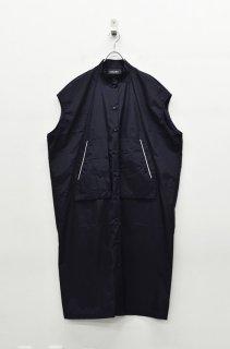 chloma ENAフィルムワンピース - ブラック