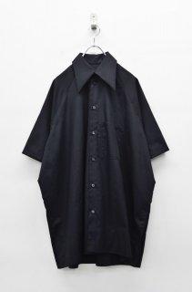 BALMUNG ベーシックビッグシャツ - 黒