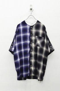 LUCIOLE_JEN PIERRE × eTf エクスチェンジシャツ - A