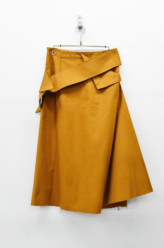 ohta brown skirt