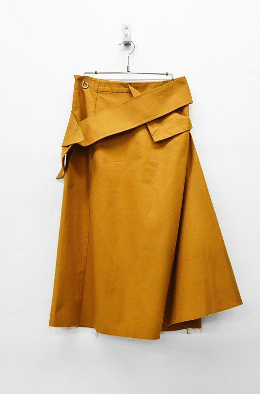 ohta brown skirt