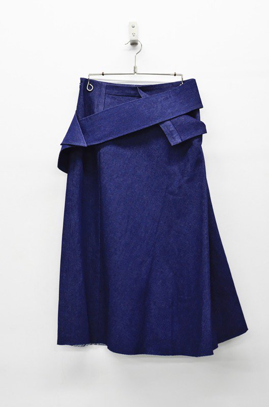 ohta denim skirt