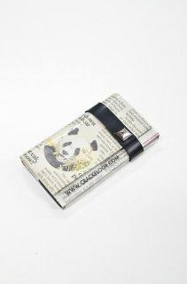 ANTI SYSTEM NEWS PAPER コインカードケース - 002