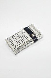 ANTI SYSTEM NEWS PAPER コインカードケース - 004