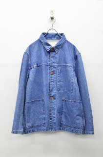 yoko sakamoto DENIM WORK JACKET - BREACH