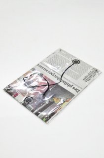 ANTI SYSTEM NEWS BOOK COVER - 006