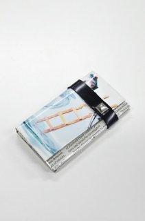 ANTI SYSTEM NEWS PAPER コインカードケース - 007