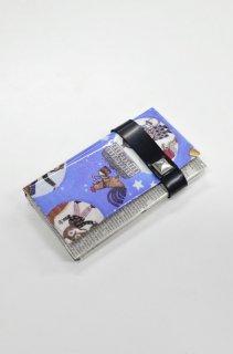 ANTI SYSTEM NEWS PAPER コインカードケース - 011