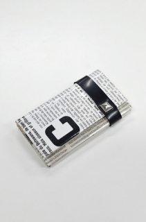 ANTI SYSTEM NEWS PAPER コインカードケース - 012