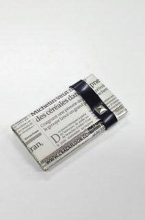 ANTI SYSTEM NEWS PAPER コインカードケース - 014