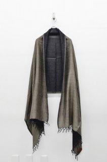 YANTOR Handwoven Wool Stole