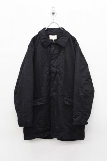 yoko sakamoto ALL WEATHER JACKET - BLACK