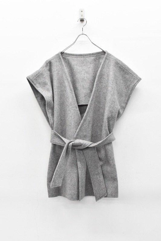 Natsumi Zama Conceal Jacket - GRAY