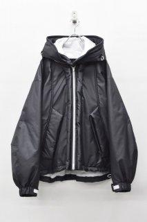 chloma  シェルターコート ver 1.2  - ブラック