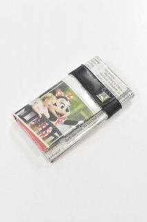 ANTI SYSTEM NEWS PAPER コインカードケース - 023