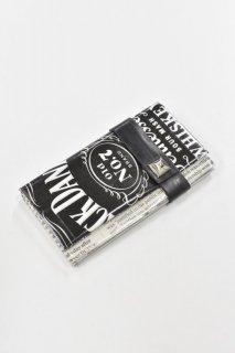 ANTI SYSTEM NEWS PAPER コインカードケース - 026
