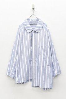 My Beautiful Landlet ポプリンビッグシャツ - WHITE