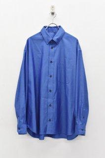 yoko sakamoto / LONG SLEEVE SHIRTS - BLUE