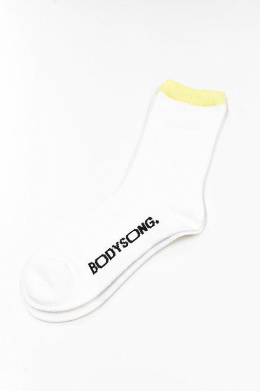 BODYSONG / SOCKS! - YELLOW