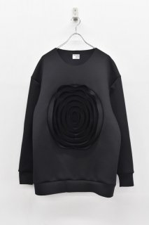 INFANONYMOUS / 3D Target Pullover - BLACK