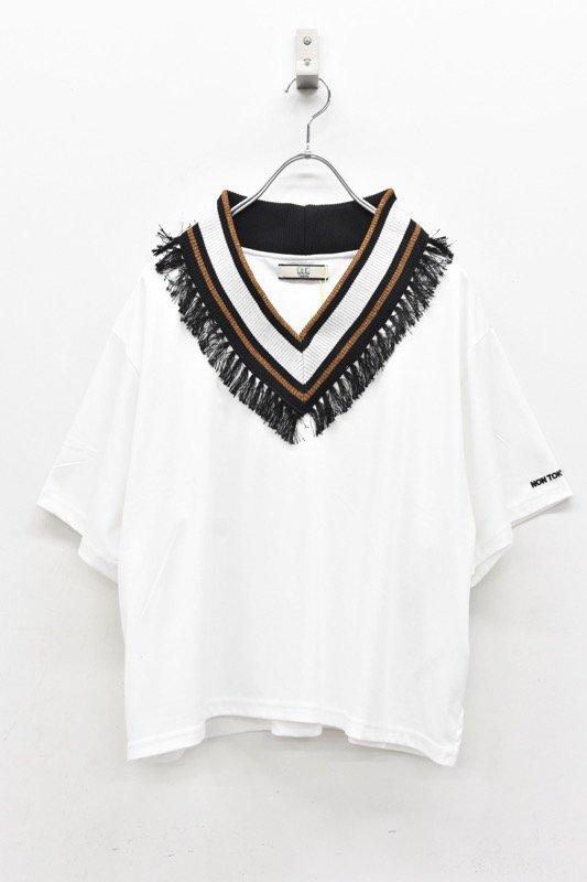 NON TOKYO / チルデンTシャツ - WHITE