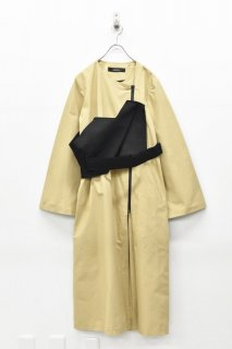 SHIROMA / bustier coat
