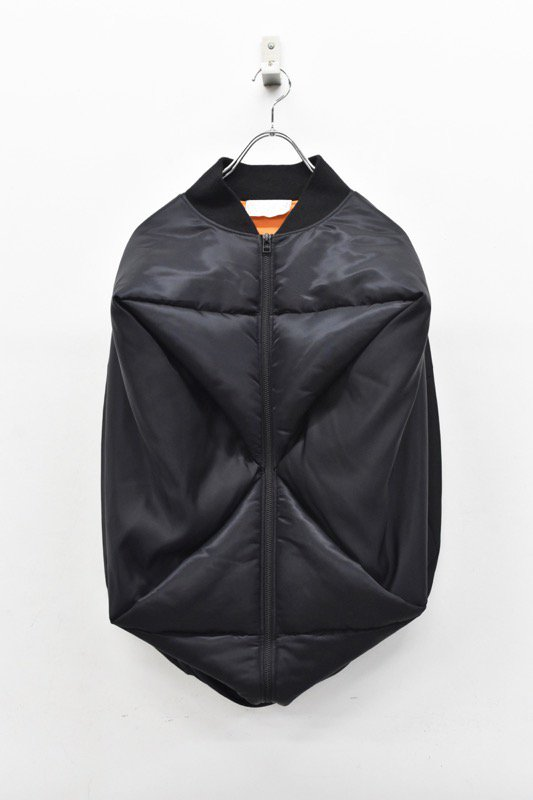 RIDDLEMMA / Balloon MA-1 Poncho