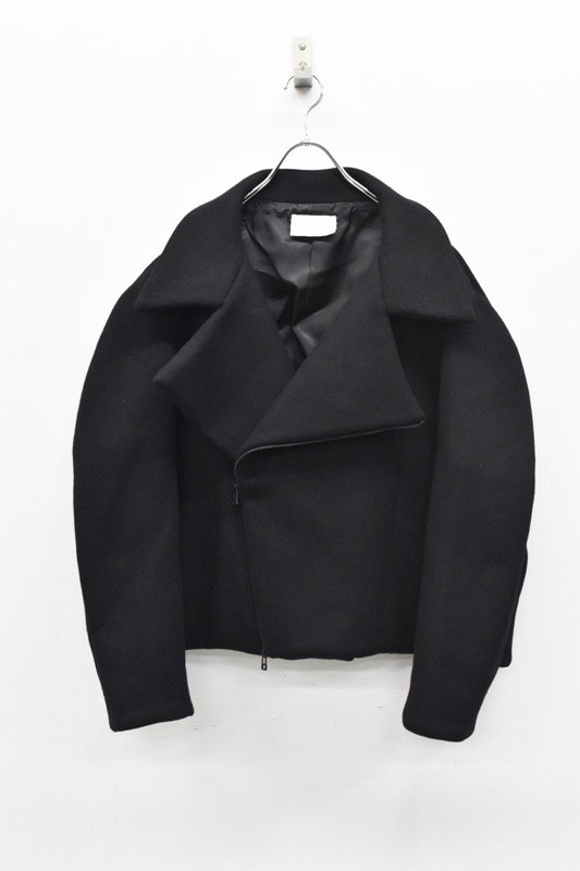 RIDDLEMMA / Flat round riders coat