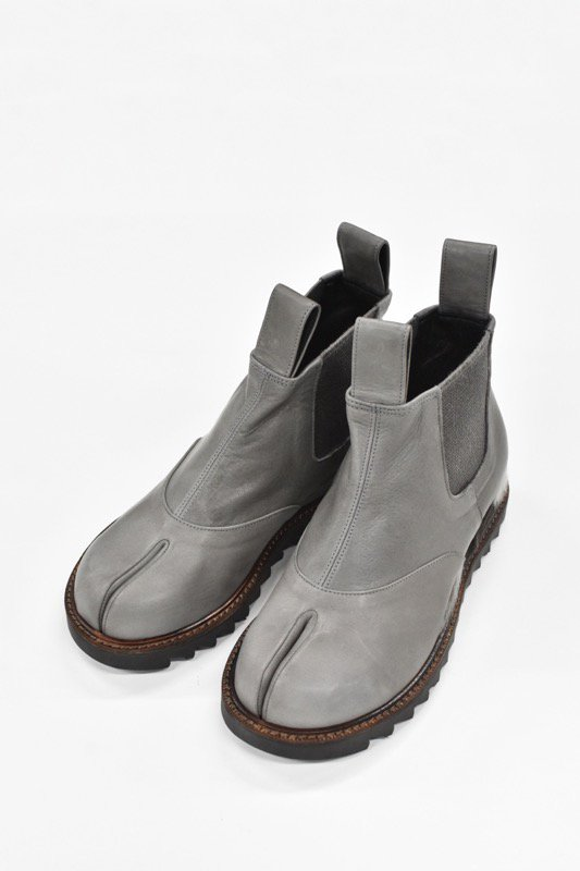 bedsidedrama / 旅と足袋のブーツ - GREY
