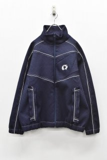Ω / ジャージトップ - 紺