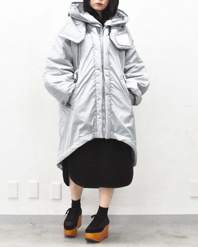 chloma / シェルターコート - SILVER