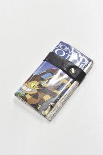 ANTI SYSTEM NEWS PAPER コインカードケース - 039