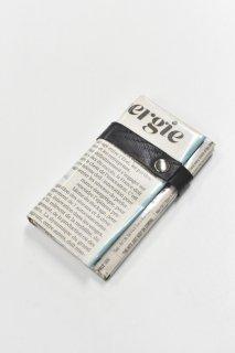 ANTI SYSTEM NEWS PAPER コインカードケース - 040